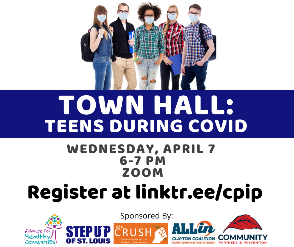 Teens During COVID April 7th Event
